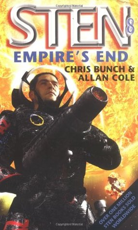 Empire's End by Chris Bunch
