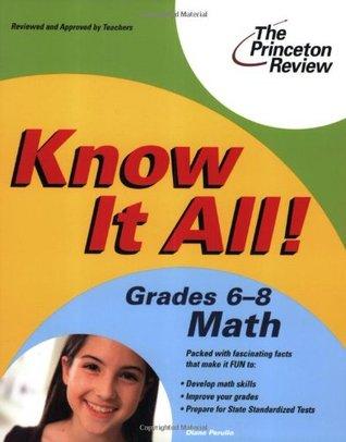 Know It All! Grades 6-8 Math