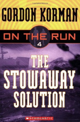 The Stowaway Solution (On The Run, #4)