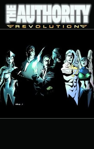 The Authority by Ed Brubaker