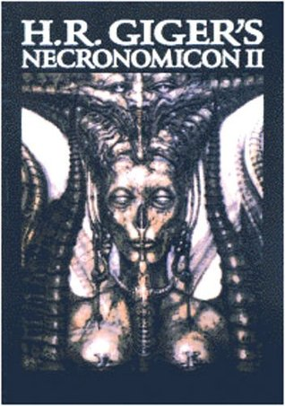 Necronomicon II by H R  Giger