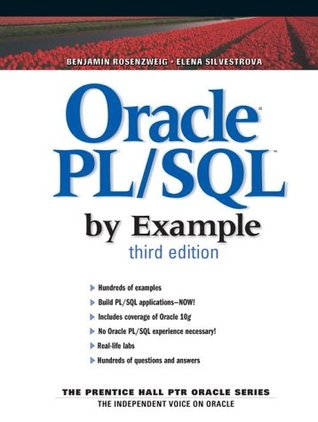 Oracle sql by example (4th edition) by alice rischert.