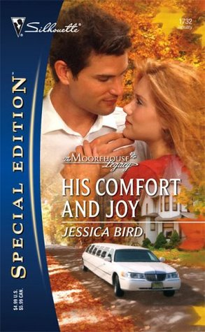 His Comfort and Joy (The Moorehouse Legacy, #2) by Jessica Bird