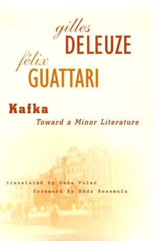 Kafka: Toward a Minor Literature