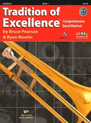 W61TB - Tradition of Excellence Book 1 - Trombone
