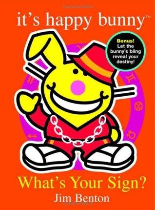 It's Happy Bunny by Jim Benton