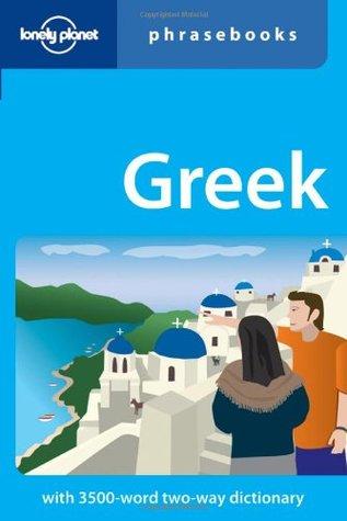 Greek: Lonely Planet Phrasebook