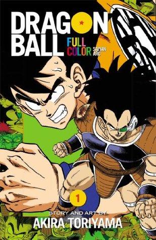 Dragon Ball Full Color: Saiyan Arc, Vol. 1