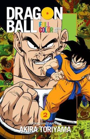 Dragon Ball Full Color: Saiyan Arc, Vol. 2