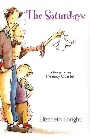 The Saturdays(The Melendy Family 1)