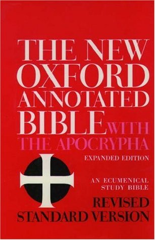 The New Oxford Annotated Bible with the Apocrypha, Revised St... by Anonymous