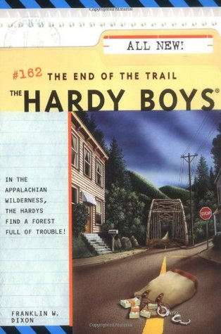 The End of the Trail (Hardy Boys, #162)