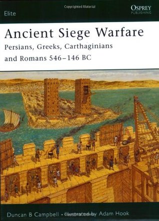 Ancient Siege Warfare: Persians, Greeks, Carthaginians and Romans 546 146 BC