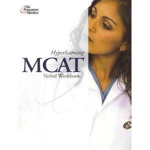 Hyperlearning MCAT Verbal Workbook