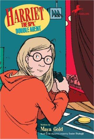 Harriet the Spy, Double Agent (Harriet the Spy Adventures, #2)