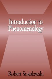 Introduction to phenomenology by robert sokolowski 18281 fandeluxe Images