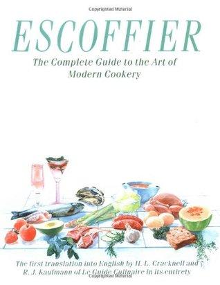 Escoffier by Auguste Escoffier
