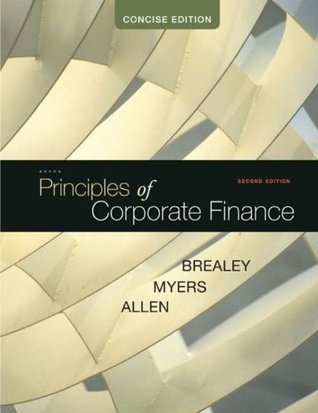 Principles of Corporate Finance, Concise Edition