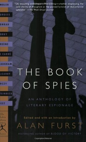 Book of Spies PB
