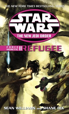 Refugee (Force Heretic, #2) by Sean Williams