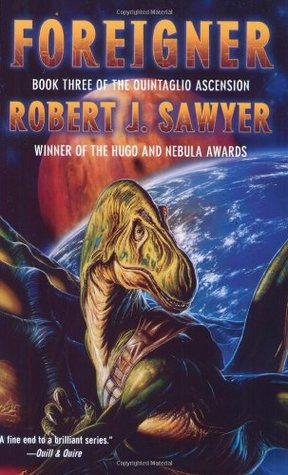 Foreigner by Robert J. Sawyer