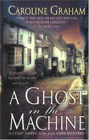 A Ghost In The Machine by Caroline Graham