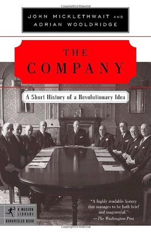 The company a short history of a revolutionary idea by john 210022 fandeluxe Images