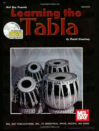 Mel Bay Learning the Tabla Book/CD Set