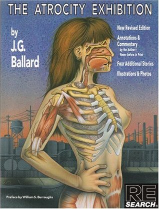 The Atrocity Exhibition by J.G. Ballard