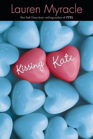 Kissing Kate by Lauren Myracle