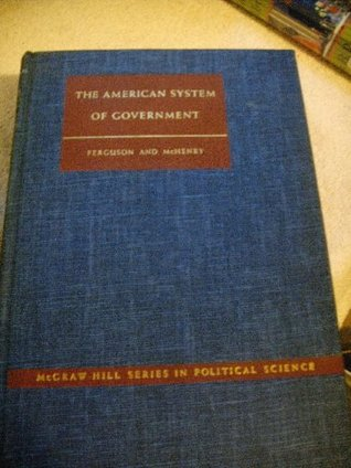 The American System of Government Second Edition