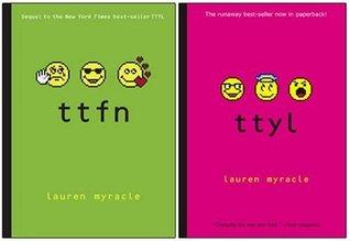 ttfn/ttyl (Internet Girls, #1-2)