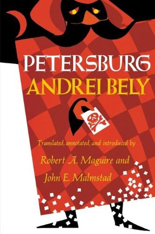 Petersburg by Andrei Bely
