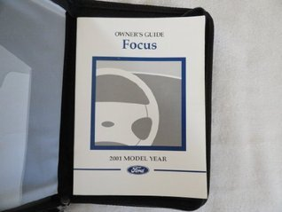 2001 Ford Focus Owners Manual