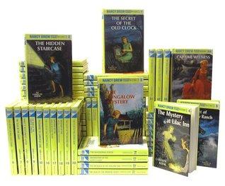 Nancy Drew: #1-64
