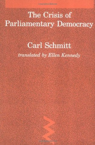 The Crisis of Parliamentary Democracy EPUB