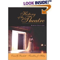 History of the Theatre - 9th (Ninth) Edition