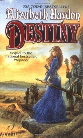 Destiny: Child of the Sky (Symphony of Ages, #3)