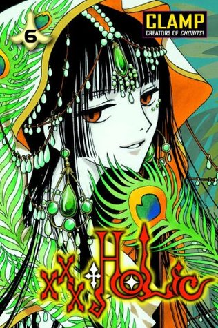 xxxHolic, Vol. 6 by CLAMP