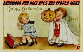 Halloween Fun Kids Arts & Craft Ideas