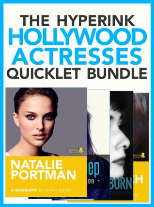 The Hollywood Actresses Biography Bundle