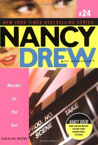 Murder on the Set (Nancy Drew: Girl Detective, #24)