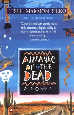 Almanac of the dead by leslie marmon silko 52385 fandeluxe Images