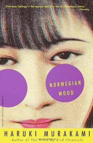 Image result for norwegian wood book