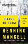 Before the Frost (Linda Wallander #1)