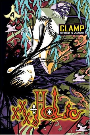xxxHolic, Vol. 4 by CLAMP