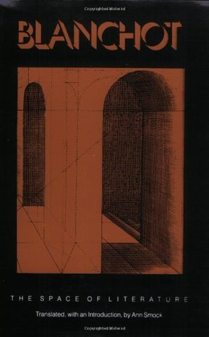 The space of literature by Maurice Blanchot