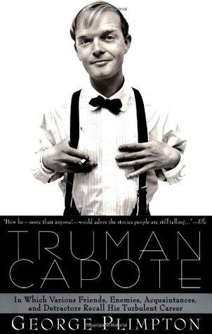 Truman Capote by George Plimpton
