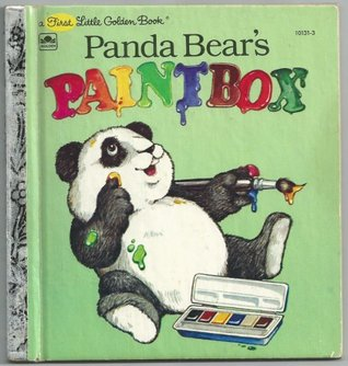 Panda Bear's Paintbox
