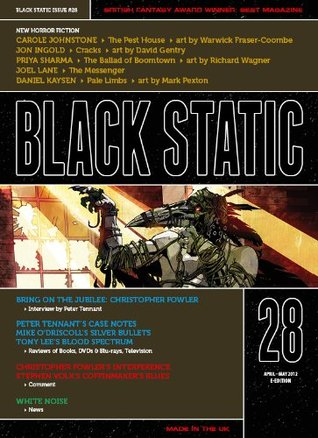 Black Static Issue 28